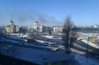 Обстановка в Донецке: погибшие жители, залпы и подкрепление для боевиков