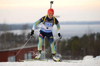 Валя Семеренко остановилась в шаге от пьедестала в спринтерской гонке на Кубке мира