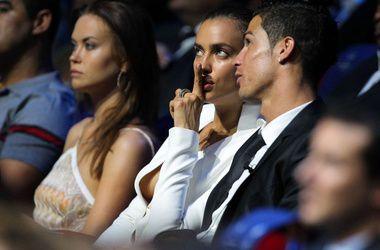 Роналду расстался с российской моделью из-за матери футболиста