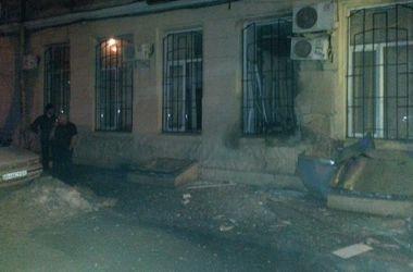 Очередной взрыв прогремел в центре Одессы
