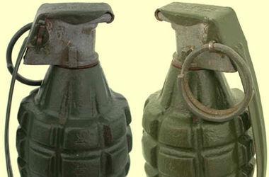 СБУ  задержала мужчину, который вез с собой 7 гранат РГД и 2 килограмма тротила