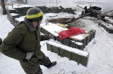 В Станице Луганской боевики обстреляли газовиков