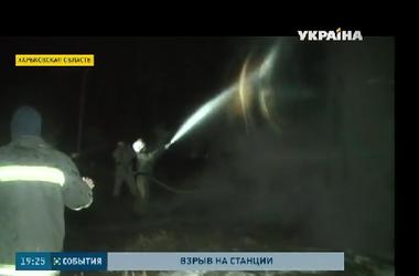 Милиция  расследует взрыв в Харькове