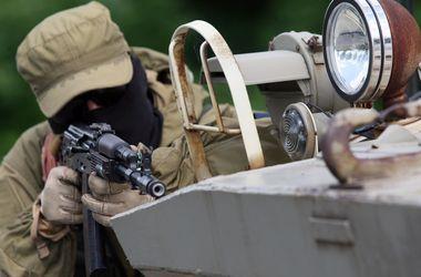 Боевики 25 раз обстреляли позиции украинских военных на  Донбассе