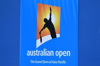 Украинцы узнали соперников в парном разряде Australian Open