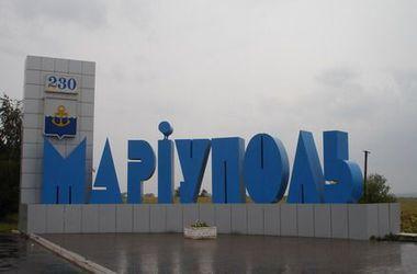 Защитники Мариуполя уничтожили танк боевиков