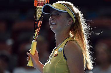 Элина Свитолина получила новую соперницу на Australian Open