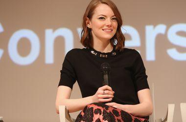 """Эмма Стоун не верит, что оказалась в числе номинантов на премию """"Оскар 2015"""""""