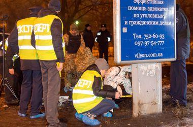 В харьковской неотложке рассказали о состоянии пострадавших в результате взрыва возле суда