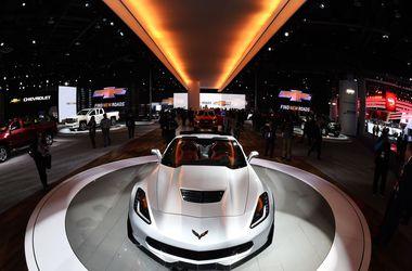 В Детройте показали автомобили будущего