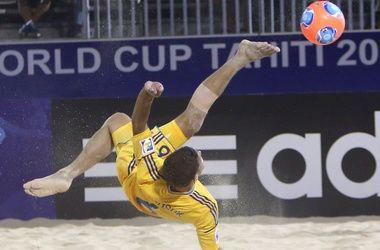 Киев примет Кубок Европы по пляжному футболу