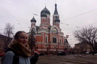 Студентка предлагает украинцам записать на видео мини-истории о родном городе
