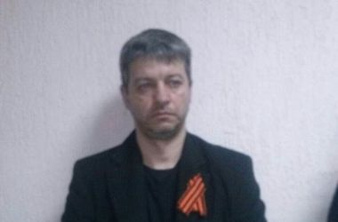 Аваков заявил об аресте в Харькове одного из лидеров местных сепаратистов