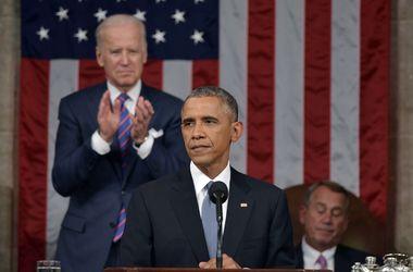 О чем говорил Обама в обращении к Конгрессу