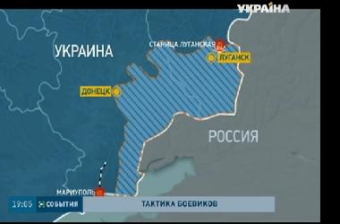 Боевики полностью отрезали сообщение со Станицей Луганской