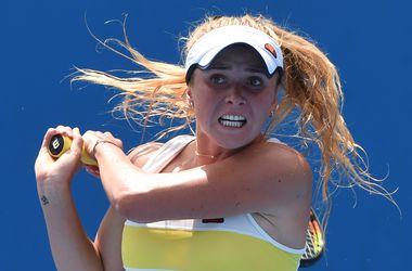 Элина Свитолина сыграет против Серены Уильямс на Australian Open