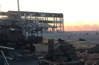 Украинские военные удерживают под контролем часть Донецкого аэропорта - Лысенко
