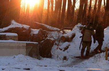Боевики снова атаковали 29-й блокпост, погиб боец - Семенченко