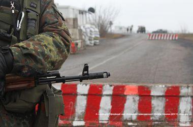 """Боевики обстреляли контрольный пункт """"Гнутово"""" и блокпост возле Дебальцево"""
