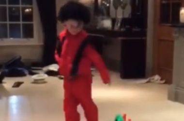 Пятилетний сын Уэйна Руни взорвал интернет