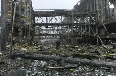 """242 дня обороны: как """"киборги"""" защищали Донецкий аэропорт"""