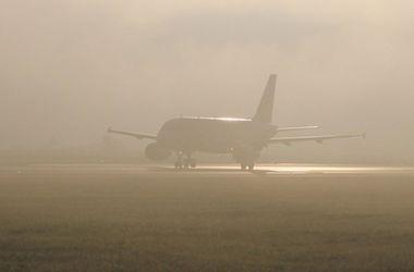 В Днепропетровске туман парализовал работу аэропорта