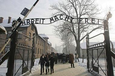 Вокруг годовщины освобождения Освенцима разразился скандал