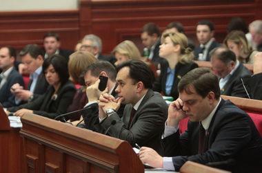 28 января Киеврада проголосует за бюджет Киева-2015