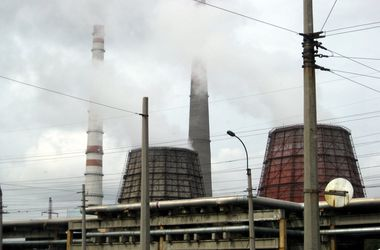 Кременчугская ТЭЦ частично перешла на мазут