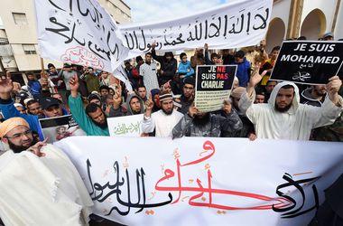 На митинг против Charlie Hebdo в Афганистане вышли более 20 тысяч человек
