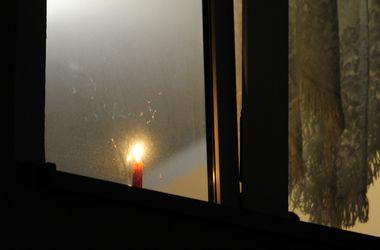 В Луганской области в городе Счастье пропал свет