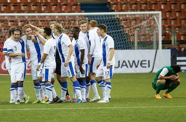 Финал Кубка Содружества: ЮАР - Финляндия