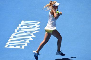 Элина Свитолина смогла выиграть один сет у лучшей теннисистки мира