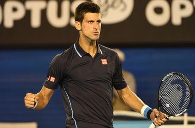 Лучший теннисист мира Джокович вышел в 1/8 Australian Open
