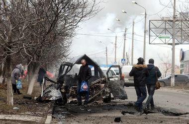 Порошенко объявил всеукраинский день траура в связи с терактом в Мариуполе