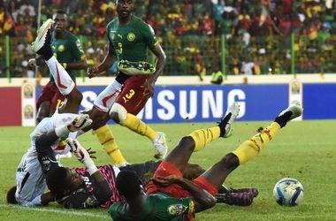 Сборные Камеруна и Гвинеи сыграли вничью на Кубке Африки
