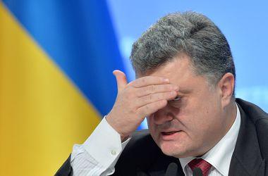 Порошенко беспокоит заявление боевиков об одностороннем выходе из минских соглашений