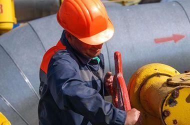 Украина увеличила импорт газа из ЕС до 42,7 млн кубометров