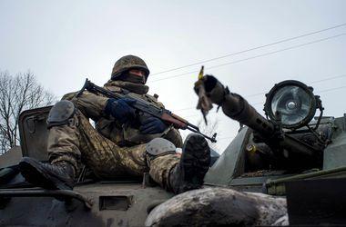 В Дебальцево украинские бойцы просят огневой поддержки