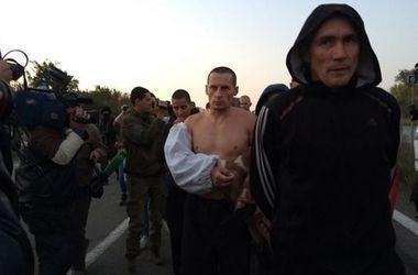 За последнюю неделю в плену боевиков оказалось около 30 украинских военнослужащих