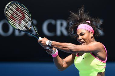 Серена Уильямс вышла в четвертьфинал Australian Open