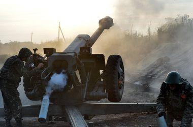 Боевики вновь стреляют в направлении Мариуполя