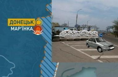 Атака смертника на блокпост в Марьинке: погиб украинский военный