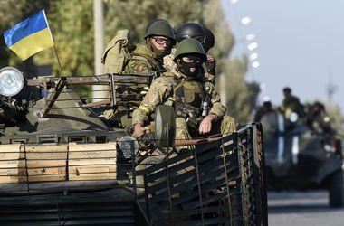 Украинские бойцы уничтожили три минометных расчета боевиков в районе Мариуполя