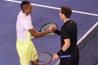 Энди Маррей вышел в полуфинал Australian Open