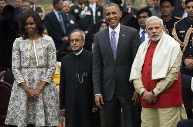 """Обама в Индии """"перебил"""" контракты России"""