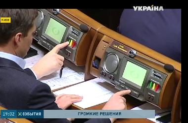 Украина признала Россию страной агрессором