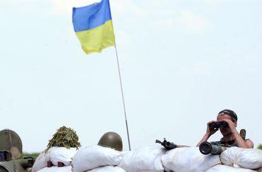 Военные опубликовали видео с места теракта в Марьинке