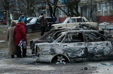 Количество жертв теракта в Мариуполе возросло