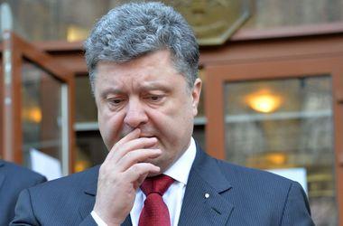 В СМИ появилась копия письма Порошенко Путину